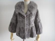 Natural Fur Jacket Es821-2