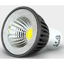 220v gu10 5w bright cob led spot lighting