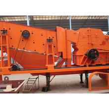 Big Gravel Crushing Plant with High Capacity and Energy Saving