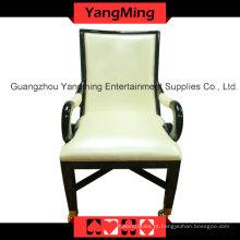 Cadeira de madeira maciça de clube coreano (YM-DK14)