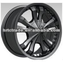 16 inch black sport suv alloy chrome wheel for honda