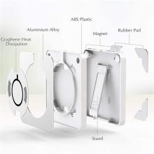 Téléphone portable de charge sans fil fort magnétique pour Magesafe