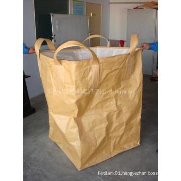 4 Cross Corner Loops Jumbo Bag for Sand