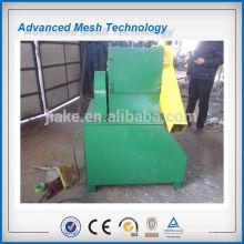 Type de fil de béton portable en acier en fibre de bois usine prix