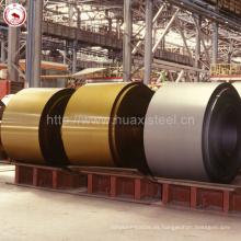 GI, bobina de acero galvanizado, bobina de acero galvanizado Prepainted (PPGI) de Jiangsu