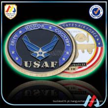 Moeda da lembrança da força aérea dos EUA