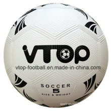 White Color Football Rubber Material for Chirdren Sporting