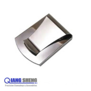 Small Stainless Steel, Steel, Color Metal Wallet Clips for Leather Wallet