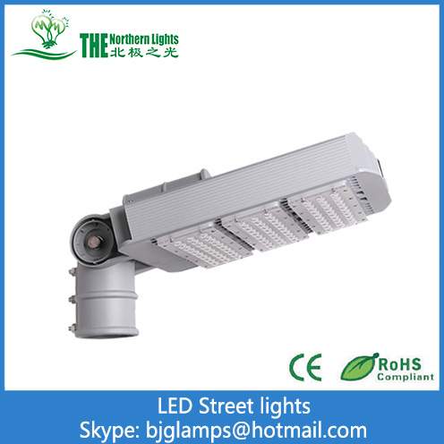 Street Lights of Alibaba