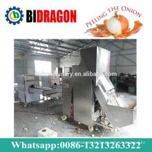 2016 New! Fully automatic onion peeling machine for sale