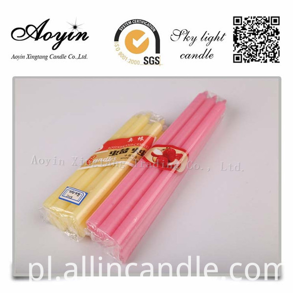 CHEAP COLOR CANDLE24
