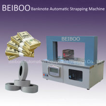Automatic Banknote Money Strapping & Banding Machine (RS02-30)