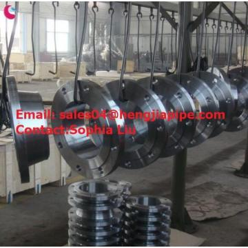 ASTM A182 F304 SS ANSI forged WN flange