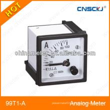 HOT analog current panel meter