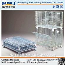 Lager-faltbare Stahl Metall-Lagerung-Käfig