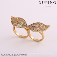 11930-Xuping Personalized Brass Siamese Fashion Sets Ring