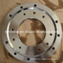 Angepasste Bearbeitungsflansch aus Metall CNC