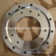 Подгонянный металл CNC подвергая механической обработке фланца
