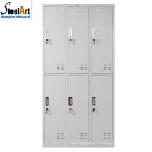 Современный дизайн студент Школьная мебель используется 6 шкаф дверь