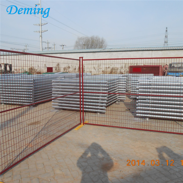 Removable Temporary Fencing