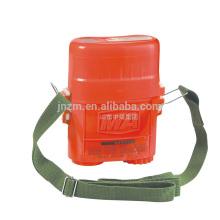 HYZ4 dispositivo de respiração de oxigênio isloated, dispositivo médico para respirar de boca