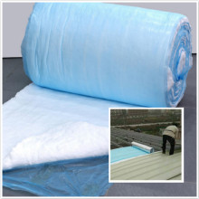 Formaldehyde-Free white colour Glass Wool for insulation