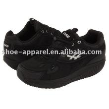 Homem sapatos de fitness