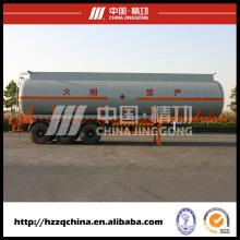 Cisterna de combustible de acero al carbono 42500L Q345 (HZZ9405GHY) Venta conveniente y confiable en todo el mundo