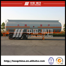 Hot Sale of Cryogenic LNG Tank Semi-Trailer  Truck