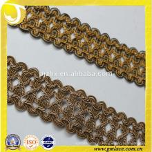 Обшивка обвязки для занавеса и подушки