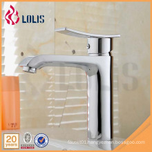 Best Selling single handle copper hot and cold water bathroom faucet