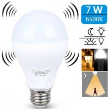Smart E27 LED Light Bulb with Motion Sensor