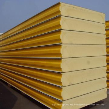 El mejor panel de bocadillo rígido del poliuretano del precio para la pared