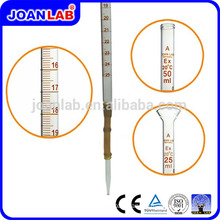 JOAN Lab Glass Pipette With Rubber Bulb