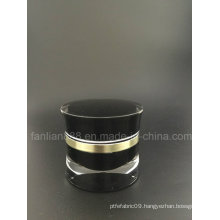 Customerized Acrylic Bottles/Cream Jars for Cosmetic Packaging