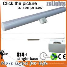 Lampes de salle de bain S14 LED miroir
