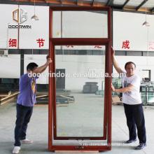 Industrial window impact windows