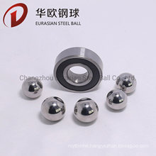 Size 4.763-45mm High Quality Bearing Steel Balls for Slide System with Itaf16949