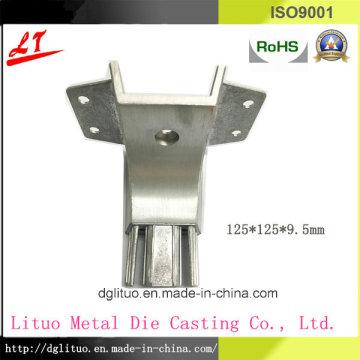 2016 Горячая продажа оборудования Алюминиевый сплав Литье под давлением Мебель Подключение компонентов