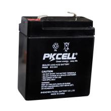 Batterie de 6V 2Ah batterie d'acide de plomb de la batterie VRLA 6V 2Ah SLA UPS