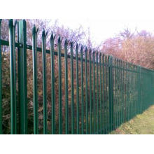 Galvanized Powder Coated Metal Fence Garden Palisade (Anjia-098)
