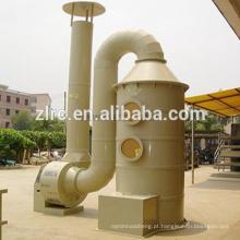 FRP clarifying column Acid mist purification SCRUBBER