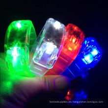 pulsera de silicona con luz led