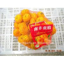 Chine dernière mandarine orange