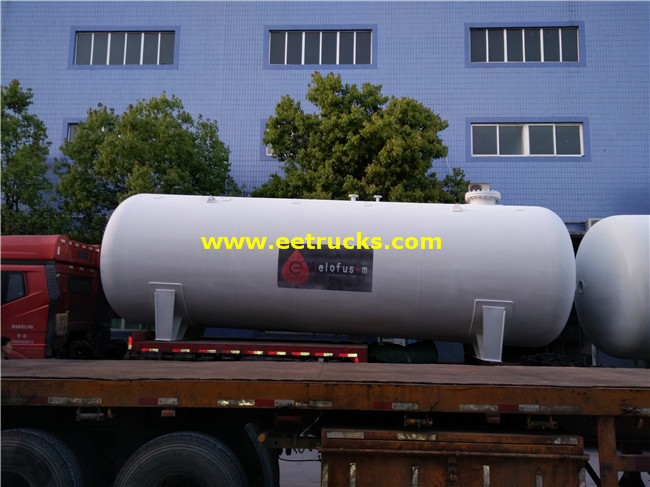 30ton NH3 Ammonia Storage Tanks