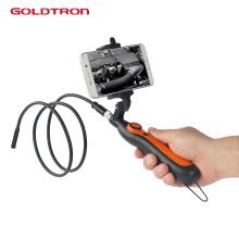 GOLDTRON HD 720P Wireless WIFI Endoscope Inspection Borescope Camera For Smartphone