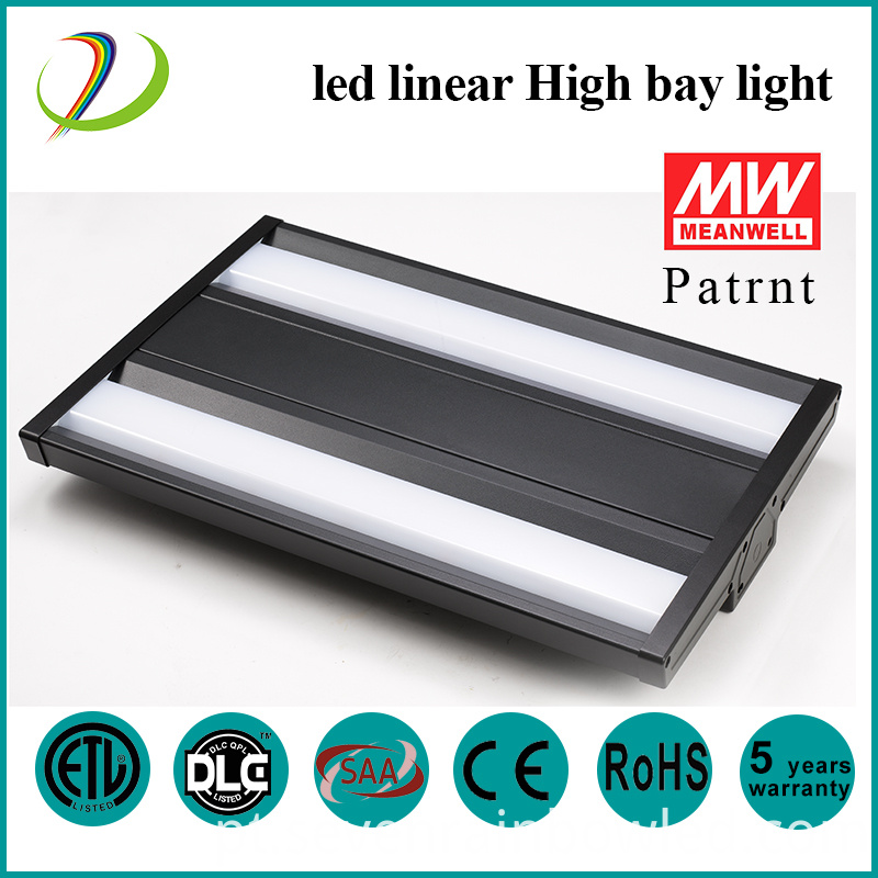 Warehouse Pendant Led Linear High Bay