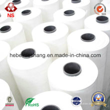 White Agricultural Bale Silage Wrap Film