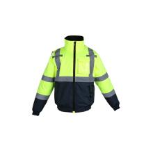100% полиэстер Легкий водонепроницаемый защитный куртка