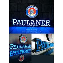 Letreros de neón led Paulaner